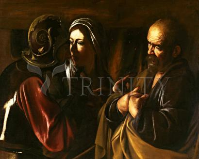 Giclée Print - Denial of St. Peter by Museum Art