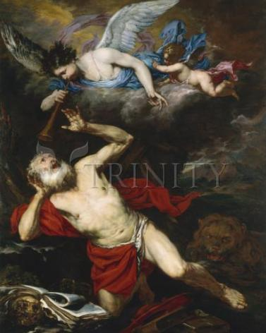 Giclée Print - St. Jerome in the Wilderness by Museum Art
