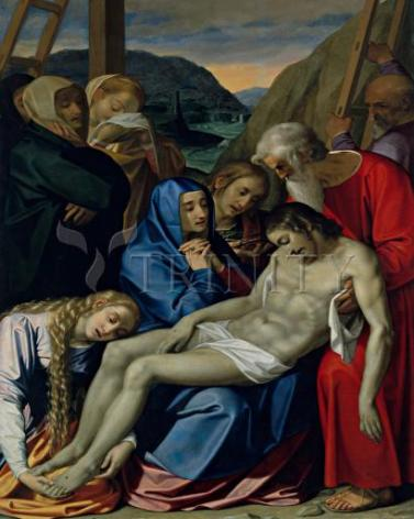 Giclée Print - Lamentation by Museum Art