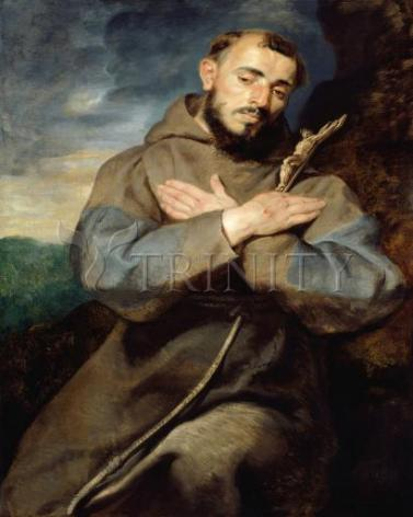 Giclée Print - St. Francis of Assisi by Museum Art