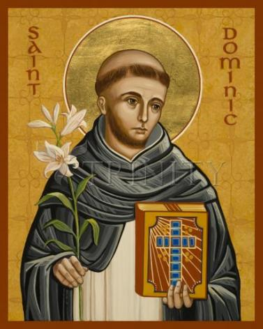 Giclée Print - St. Dominic by J. Cole