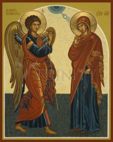 Giclée Print - Annunciation by J. Cole