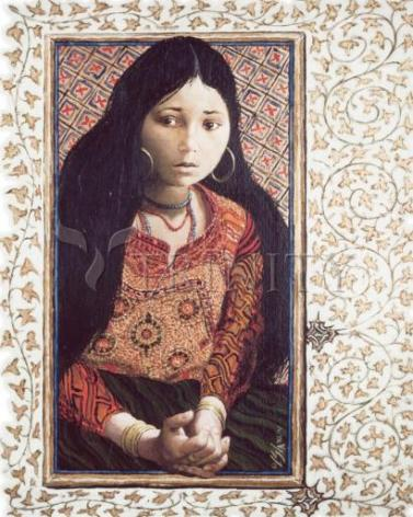 Giclée Print - The Daughter of Jairus by L. Glanzman