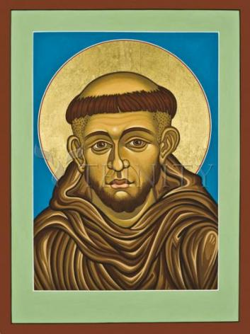 Giclée Print - St. Francis of Assisi by L. Williams