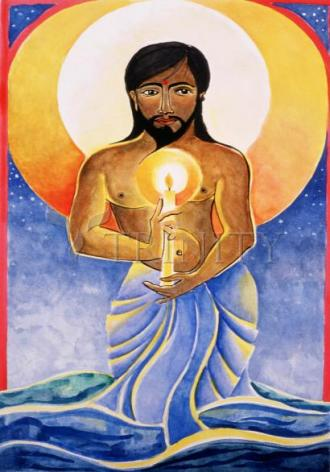 Giclée Print - Jesus: Light of the World by M. McGrath