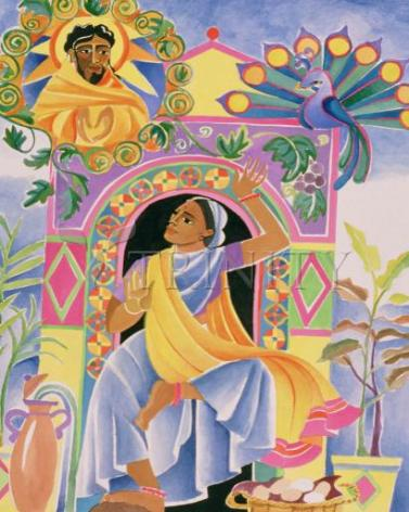 Giclée Print - St. Mary Magdalene at the Tomb by M. McGrath