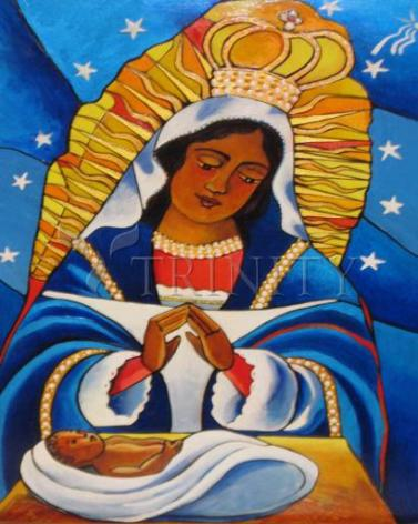 Giclée Print - Our Lady of Altagracia by M. McGrath