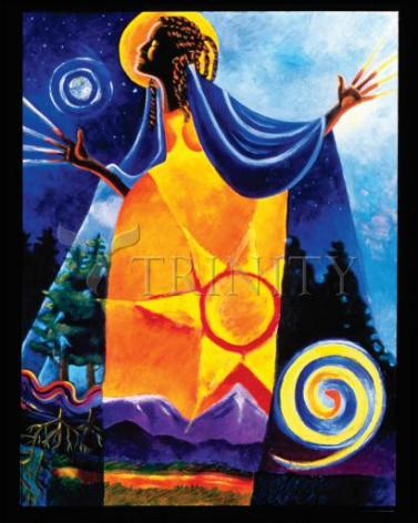 Giclée Print - Queen of Heaven, Mother of Earth by M. McGrath