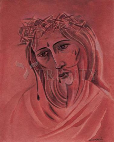 Giclée Print - Suffering Servant by M. McGrath