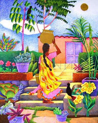 Giclée Print - Woman at the Well by M. McGrath