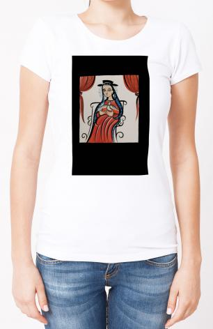 Ladies T-shirt - Soul of Mary by A. Olivas