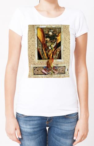 Ladies T-shirt - Birds of Paradise by B. Gilroy