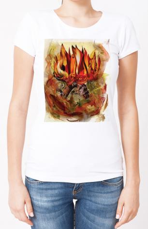 Ladies T-shirt - Call of Moses by B. Gilroy