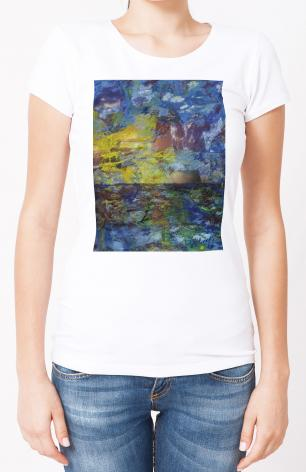 Ladies T-shirt - Let There Be Light by B. Gilroy