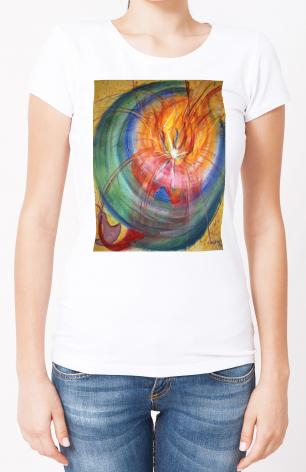 Ladies T-shirt - Return of the Prodigal by B. Gilroy