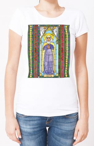 Ladies T-shirt - St. Ita by B. Nippert