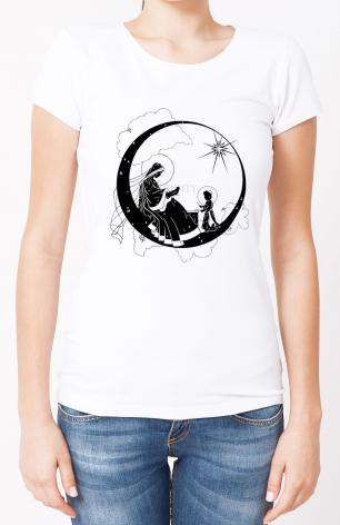 Ladies T-shirt - Music Madonna by D. Paulos