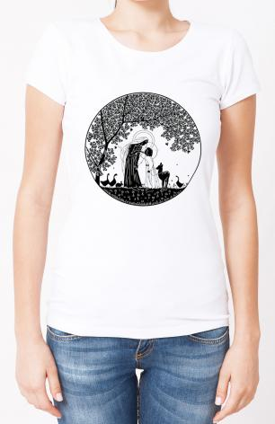 Ladies T-shirt - But Who Will Take Care Of It by D. Paulos