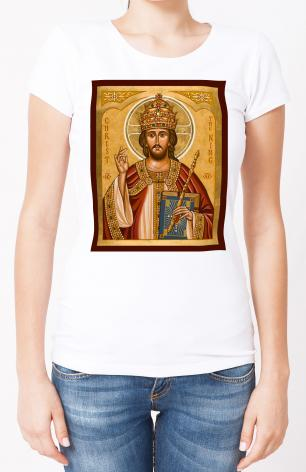 Ladies T-shirt - Christ the King by J. Cole