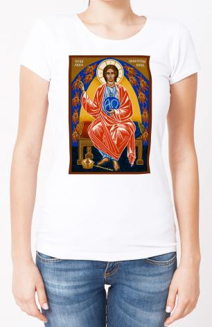 Ladies T-shirt - God Almighty Father by J. Cole