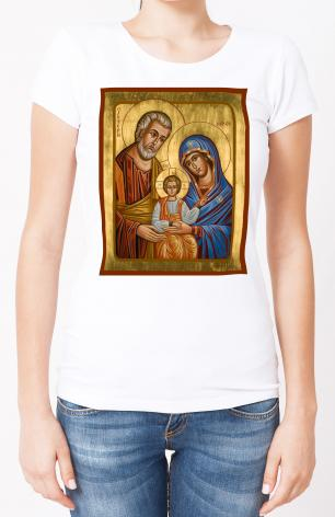 Ladies T-shirt - Holy Family by J. Cole
