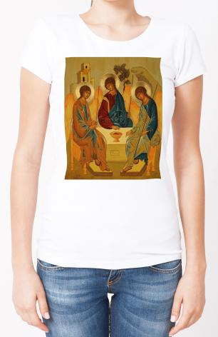 Ladies T-shirt - Holy Trinity by J. Cole