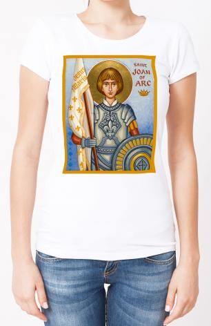 Ladies T-shirt - St. Joan of Arc by J. Cole