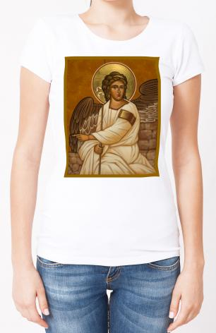 Ladies T-shirt - Resurrection Angel by J. Cole