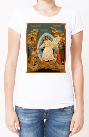 Ladies T-shirt - Resurrection - Descent into Hades by J. Cole