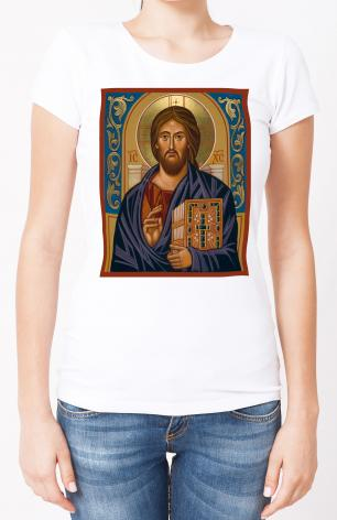 Ladies T-shirt - Sinai Christ by J. Cole