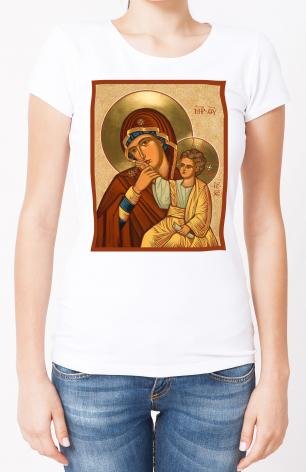 Ladies T-shirt - Virgin of Consolation by J. Cole