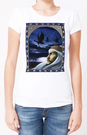Ladies T-shirt - Elijah by L. Glanzman