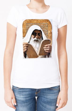 Ladies T-shirt - Moses by L. Glanzman
