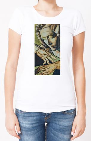 Ladies T-shirt - A Mother's Love by L. Williams