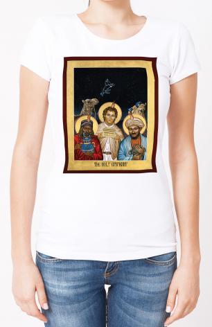 Ladies T-shirt - Holy Epiphany by L. Williams