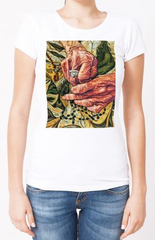 Ladies T-shirt - Gold Tested in Fire by L. Williams