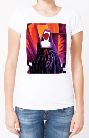 Ladies T-shirt - Sr. Thea Bowman: Give Me That Old Time Religion by M. McGrath