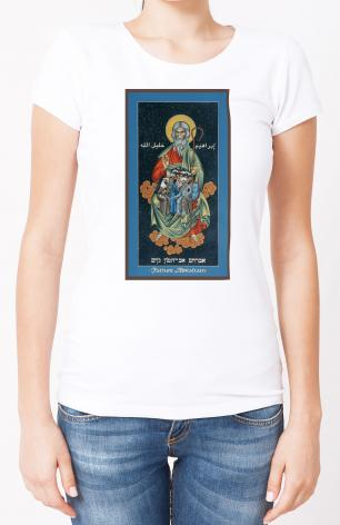 Ladies T-shirt - Children of Abraham by R. Lentz