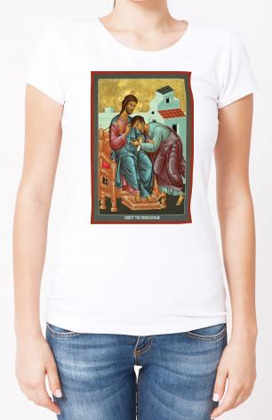Ladies T-shirt - Christ the Bridegroom by R. Lentz