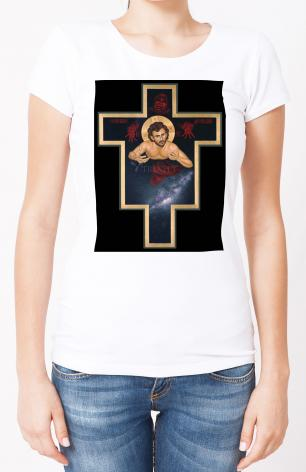 Ladies T-shirt - Dance of Creation by R. Lentz