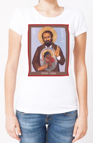 Ladies T-shirt - Frédéric Ozanam by R. Lentz