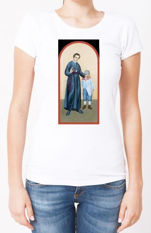 Ladies T-shirt - St. John Neumann by R. Lentz