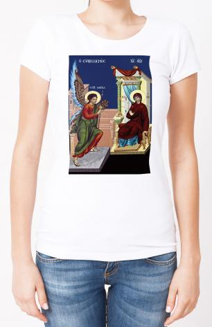Ladies T-shirt - Annunciation by R. Lentz