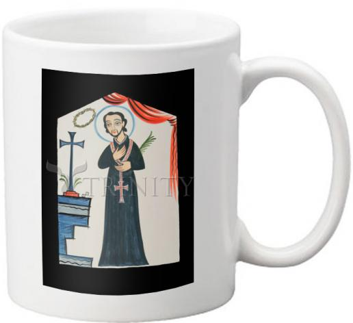 Coffee-Tea Mug - St. Cayetano by A. Olivas