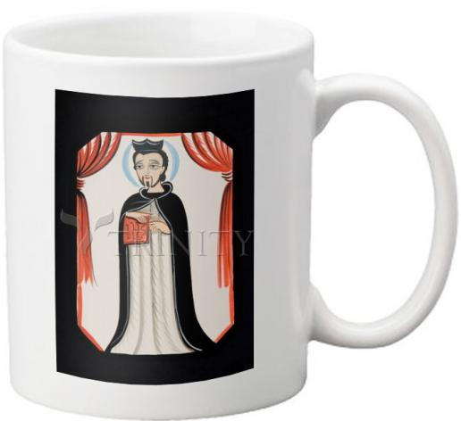 Coffee-Tea Mug - St. Ignatius Loyola by A. Olivas
