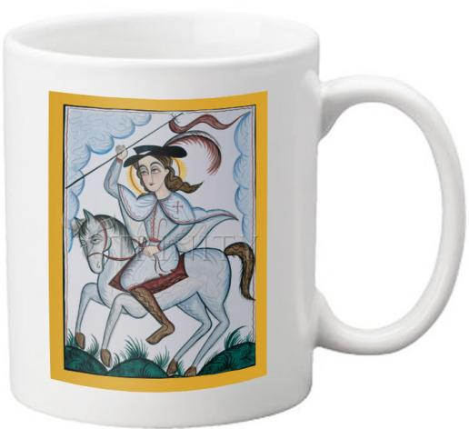 Coffee-Tea Mug - St. James the Greater, Apostle of Compostela by A. Olivas