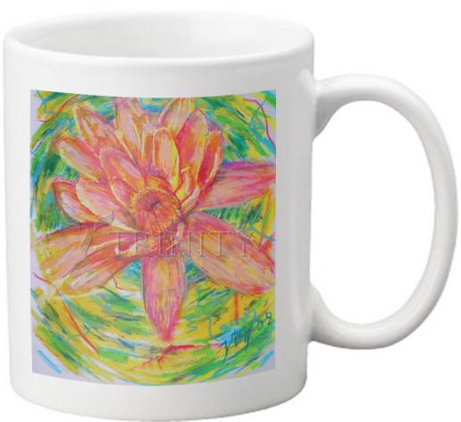 Coffee-Tea Mug - Resurrecting Monet by B. Gilroy