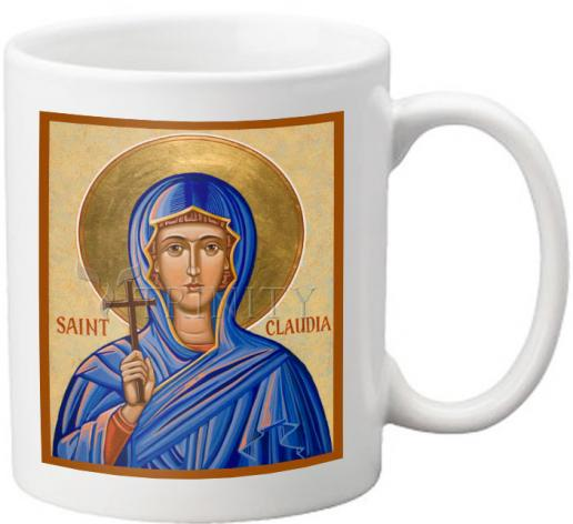 Coffee-Tea Mug - St. Claudia by J. Cole