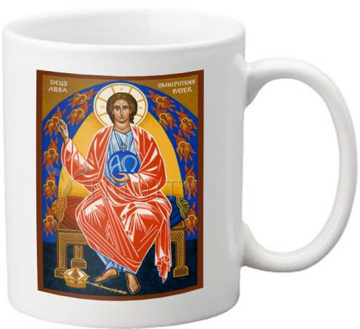 Coffee-Tea Mug - God Almighty Father by J. Cole