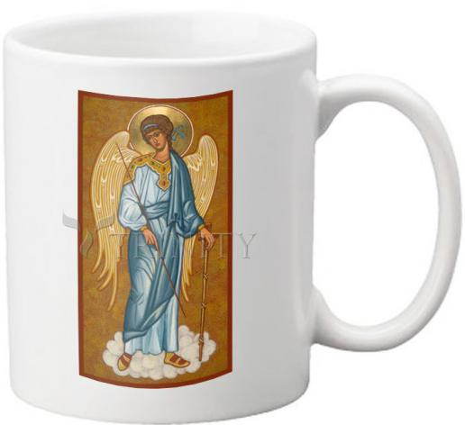 Coffee-Tea Mug - Guardian Angel by J. Cole